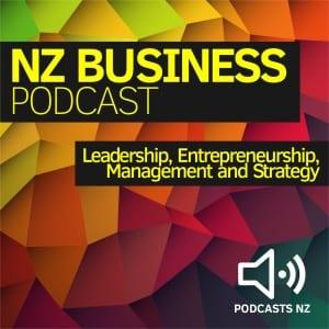NZ Business Podcast - 1400x1400