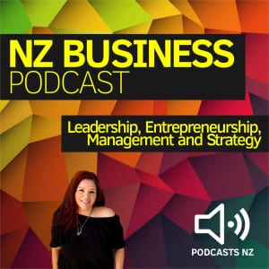 NZ Business Podcast - francesca 1400x1400
